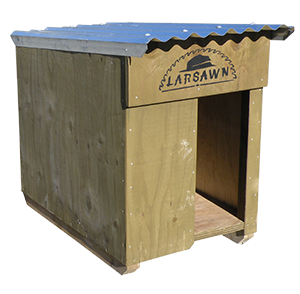 Larsen Sawmilling - dog kennels