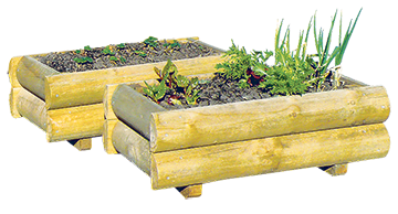 Larsen Sawmilling - raised planters